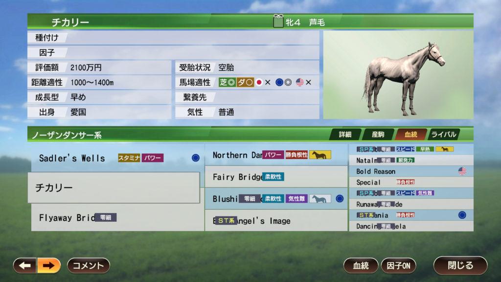 9 繁殖 牝馬 ウイニングポスト 2020 おすすめ 【ウイニングポスト9 2020】ライバル関係と繁殖ボーナスについて